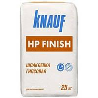 Knauf HP FINISH, Фінішна Гіпсова Шпаклівка 1-5 мм, 25 кг.