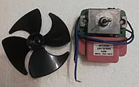 Мотор вентилятора No Frost в сборе для холодильника, фото 1