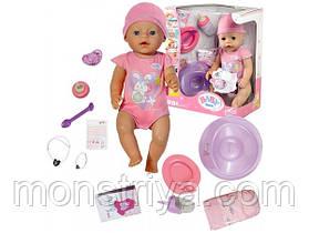 Кукла BABY BORN - ОЧАРОВАТЕЛЬНАЯ МАЛЫШКА