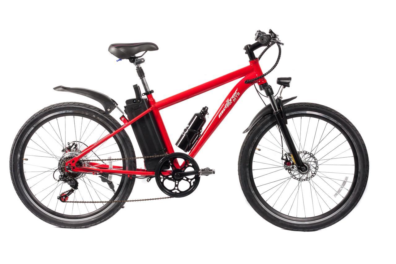 Електровелосипед Maxxter MTB (red)