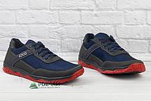 Кросівки чоловічі сітка прошита підошва 43р, фото 2