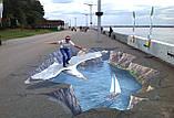 3D рисунки на асфальте, фото 5