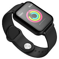 Смарт-часы Smart Watch SX16 Black (G101001264), фото 1