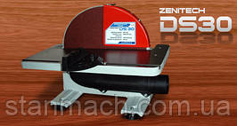 Zenitech DS30 тарельчато шлифовальный станок