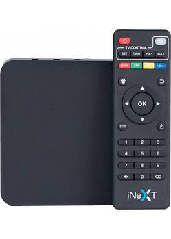 Приставка Smart TV iNeXT TV 2e