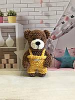Плюшевый медведь. Ручная работа.