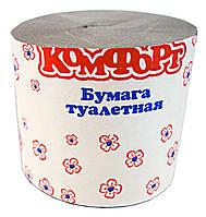 Туалетная бумага Астерикс Комфорт - 1 рулон (в спайке - 20 рулонов)