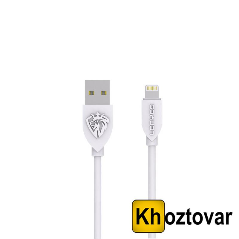 Кабель USB для iPhone Lenyes LC-768 | 1 м