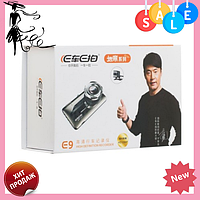 Авторегистратор E-9 | Автомобильный видеорегистратор 2 камеры, фото 1