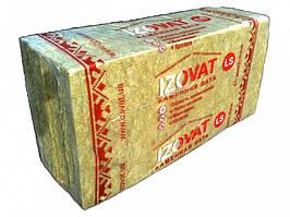 Утеплитель Изоват ЛС (Izovat LS) 100 мм для скатной кровли и полов по лагам