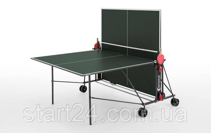 Тенісний стіл для закритих приміщень Sponeta S 1 - 42 i, фото 2