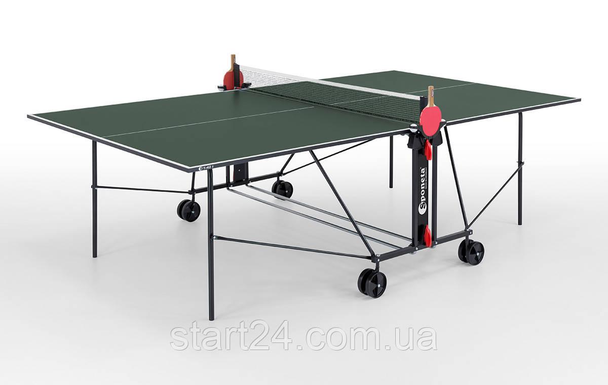 Тенісний стіл для закритих приміщень Sponeta S 1 - 42 i