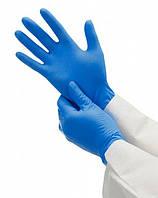 Перчатки медицинские нитриловые XS, Нитриловые перчатки (ЗАЩИТА ОТ ВИРУСОВ)