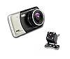 Авторегистратор D503S/A18 | Видеорегистратор DVR 2 камеры