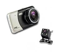 Авторегистратор D503S/A18 | Видеорегистратор DVR 2 камеры, фото 1