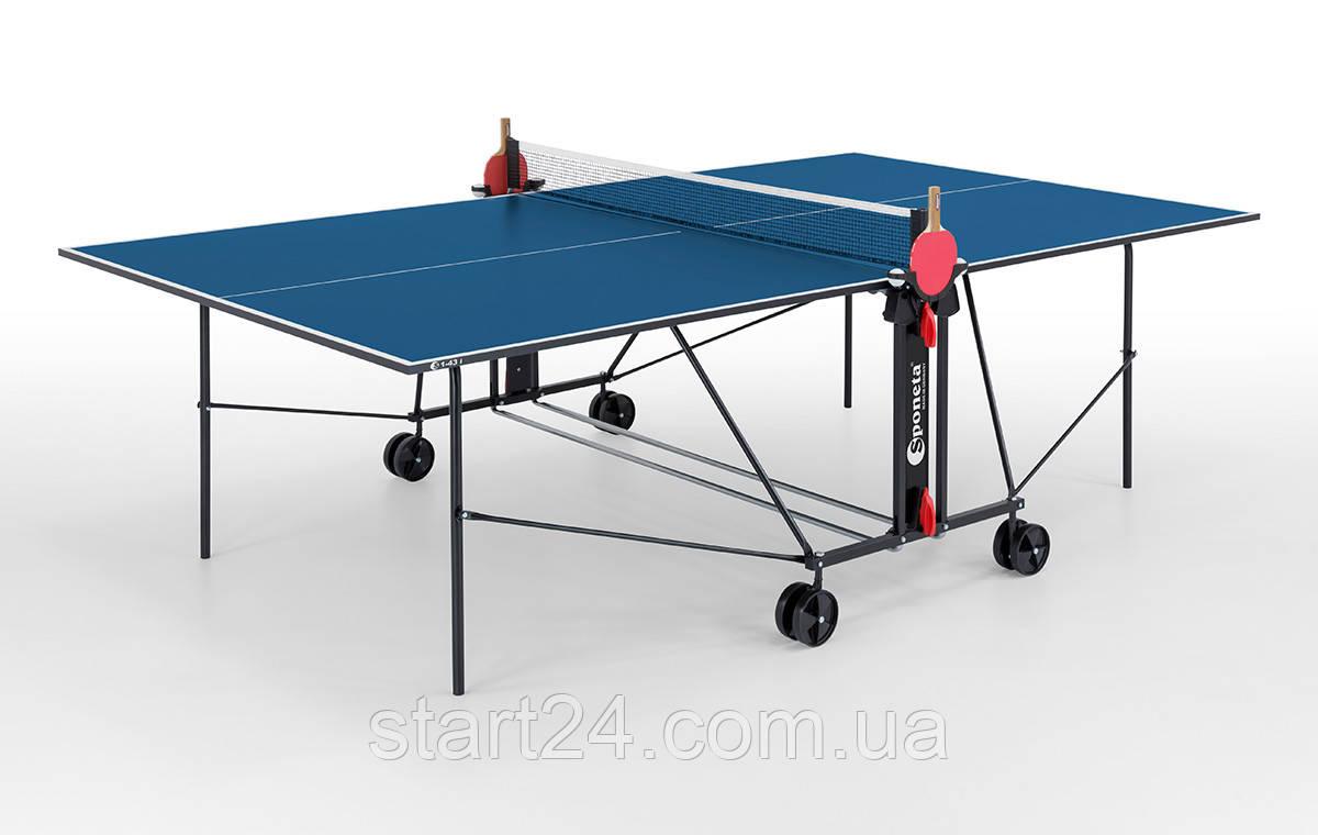 Тенісний стіл для закритих приміщень Sponeta S 1 - 43 i
