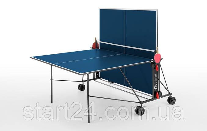 Тенісний стіл для закритих приміщень Sponeta S 1 - 43 i, фото 2