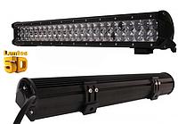 Автофара на крышу 42 LED 5D-126W-MIX 500х70х80 | Светодиодная балка, фото 1