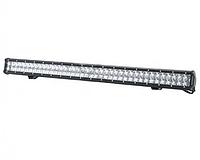 Автофара LED на крышу 66 LED 5D-198W-SPOT 780х70х80 | Светодиодная балка, фото 1