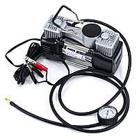 Компрессор автомобильный 10А MIOL 81-118 | Давление 10 бар | КПД 60 л/мин | Работает от прикуривателя