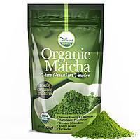 UVernal Organic Matcha порошок зеленого -100% натуральный зеленый чай