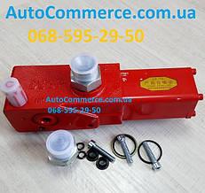 Клапан гидравлический подъема кузова Hyva на Howo, Хово (HT-TNK-1220-220)