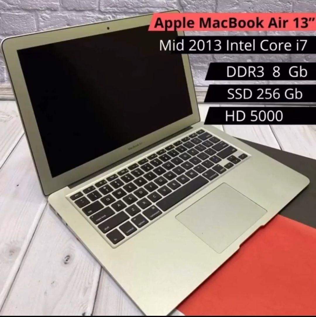 Apple MacBook Air 13 (I7 / DDR3 8GB / SSD 256GB / HD 5000)