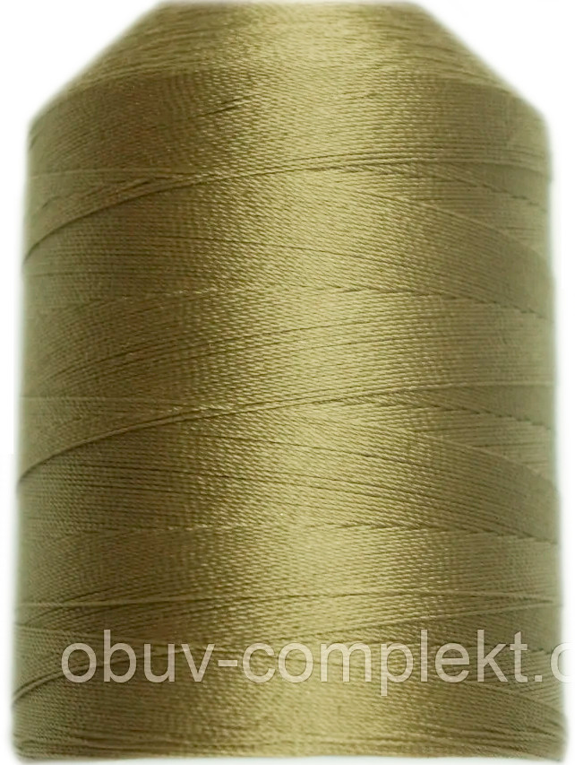 Нить №60 (1000 м.) «Титан» колір 2555 бежевий