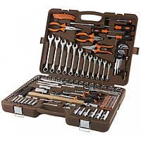 OMT131S Универсальный набор инструментов OMBRA 131 предмет