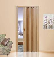 Двери гармошка (Раздвижные двери)