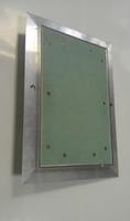Люк невидимка ревизионный под покраску тип Стандарт 400х400, фото 1