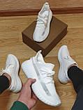Мужские кроссовки белые  N/M (реплика TOP ААА+) 41, 42,43.размер, фото 5