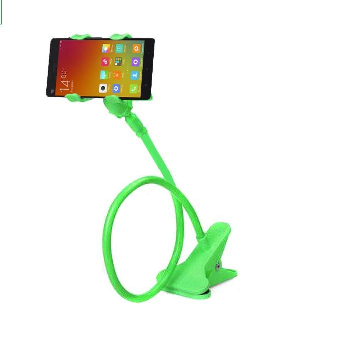 Держатель для телефона Lazy Holder Green (007050)