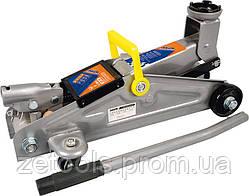 Домкрат гідравлічний гаражний 2т, 350 мм. MIOL 80-120