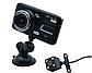 Авторегистратор A11B | Видеорегистратор DVR Full HD 2 камеры, фото 5