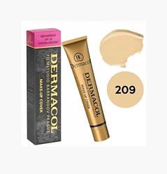 Тональный крем с высоким маскирующим свойством Dermacol тон 209 (070202)