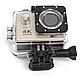 Экшн камера F-60С | Sports Action Camera Wifi 4K, фото 3