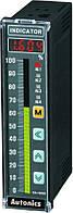 Вимірювач-індикатор лінійно-цифровий універсальний