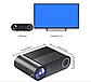 Портативний мультимедійний проектор LED YG550 WIFI, фото 7