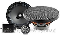 Колонки 16 см FOCAL 120Вт 2 полосы  Auditor RSE-165 (Компонентная) (2 вуфер + 2 твитер+ 2 кроссов)