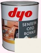 Авто эмаль алкидная DYO молочно-белая (белая toyota) 040 (1 л.)