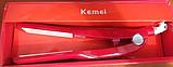 Утюжок Kemei ZFQ-KM 1282   Випрямляч для волосся, фото 3