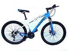 """Горный велосипед «Rise» 26 дюймов. Размер рамы 17"""" Год 2020, фото 2"""