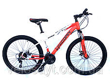 """Горный велосипед «Rise» 26 дюймов. Размер рамы 17"""" Год 2020, фото 3"""