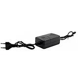 Адаптер блок питания 12V 1A BIG 5495 разъем 5.5х2.5 мм | универсальный блок питания, фото 2