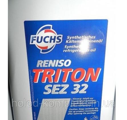 Масло Reniso Triton SEZ 32 (5 liter)