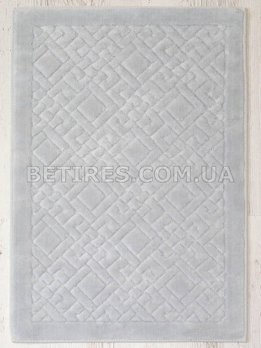 Коврик 60x100 PAVIA LIVIA GRI серый