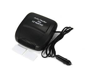 Автомобильный обогреватель CAR Heater 12V Black (233250)