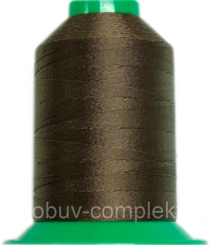 Нить Титан №20 2000 м. Польша цвет (2567) коричневий