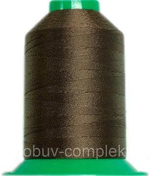 Нить Титан №20 2000 м. Польша цвет (2567) коричневий, фото 2